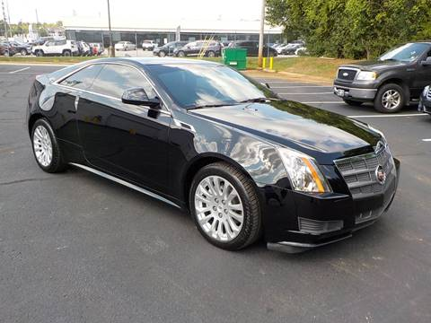2011 Cadillac CTS for sale at C & C MOTORS in Chattanooga TN