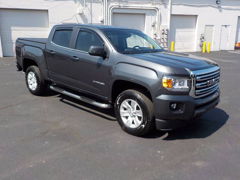 2016 GMC Canyon for sale at C & C MOTORS in Chattanooga TN