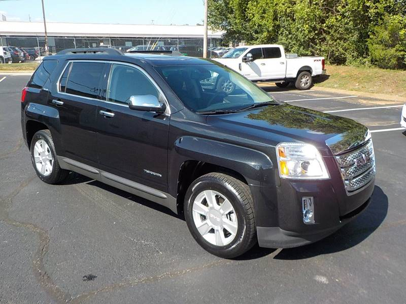 2011 GMC Terrain for sale at C & C MOTORS in Chattanooga TN