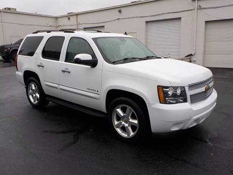 2007 Chevrolet Tahoe for sale at C & C MOTORS in Chattanooga TN