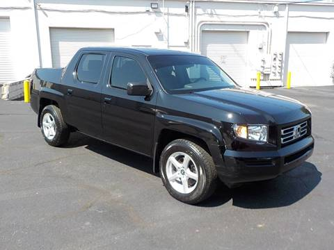 2007 Honda Ridgeline for sale at C & C MOTORS in Chattanooga TN