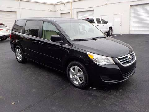 2010 Volkswagen Routan for sale at C & C MOTORS in Chattanooga TN