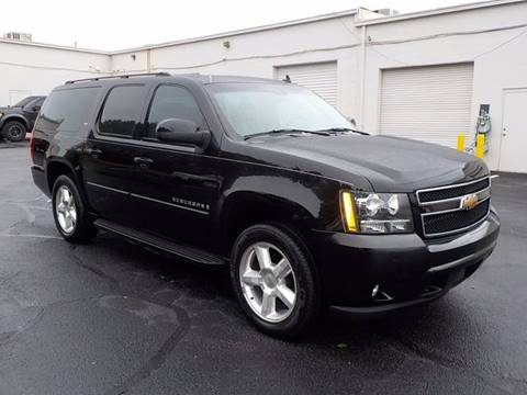 2007 Chevrolet Suburban for sale at C & C MOTORS in Chattanooga TN