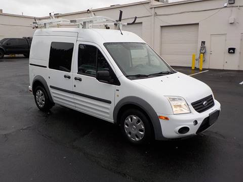 2013 Ford Transit Connect for sale at C & C MOTORS in Chattanooga TN