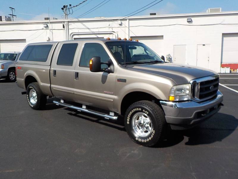 2003 Ford F-250 Super Duty for sale at C & C MOTORS in Chattanooga TN