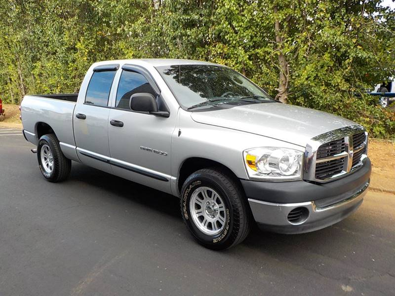 2007 Dodge Ram Pickup 1500 for sale at C & C MOTORS in Chattanooga TN