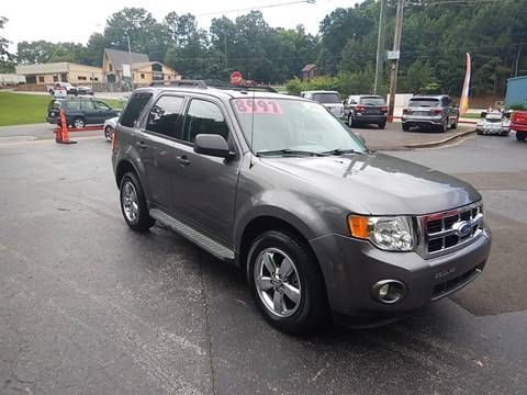 2012 Ford Escape for sale in Chattanooga, TN