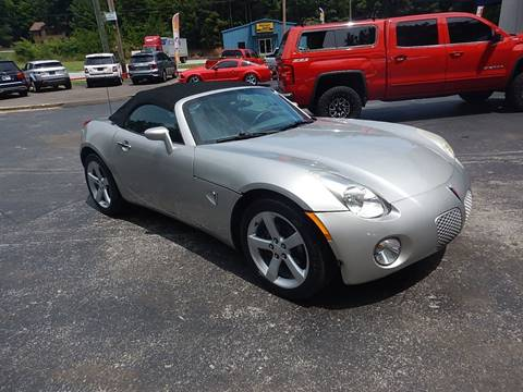 2007 Pontiac Solstice for sale in Chattanooga, TN