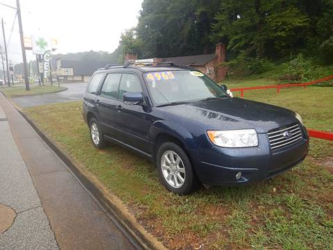2006 Subaru Forester for sale in Chattanooga, TN