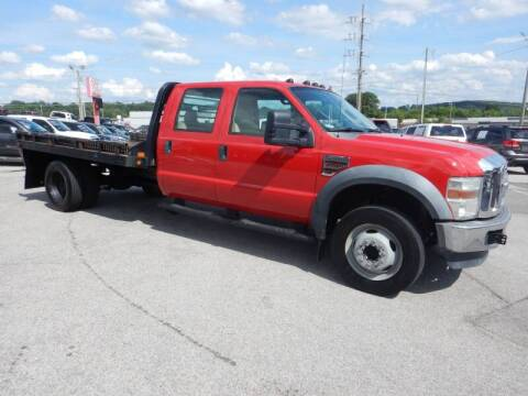 2008 Ford F-450 Super Duty for sale at C & C MOTORS in Chattanooga TN