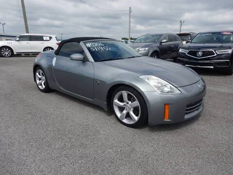 2006 Nissan 350Z for sale at C & C MOTORS in Chattanooga TN