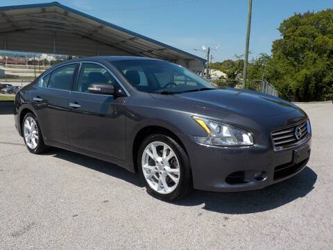 2013 Nissan Maxima for sale at C & C MOTORS in Chattanooga TN