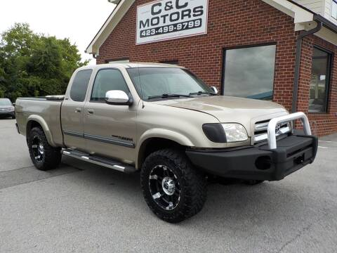 2006 Toyota Tundra for sale at C & C MOTORS in Chattanooga TN