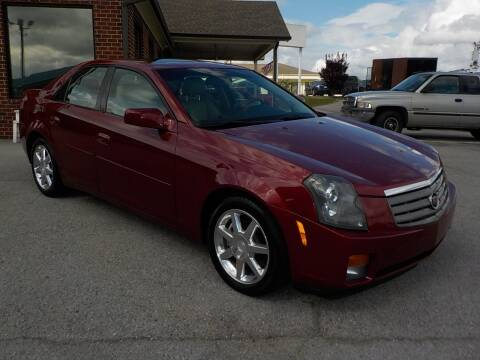 2005 Cadillac CTS for sale at C & C MOTORS in Chattanooga TN