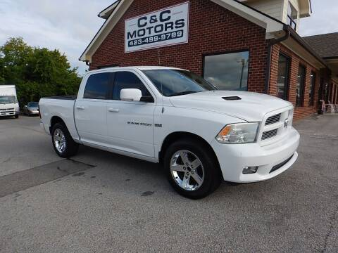 2012 RAM Ram Pickup 1500 for sale at C & C MOTORS in Chattanooga TN