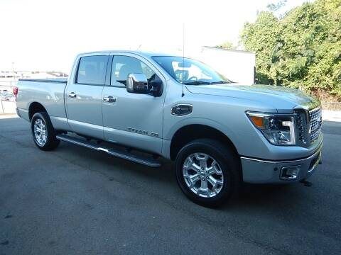2016 Nissan Titan XD for sale at C & C MOTORS in Chattanooga TN
