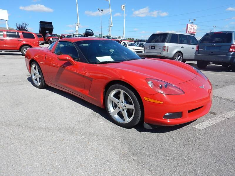 2005 Chevrolet Corvette for sale at C & C MOTORS in Chattanooga TN
