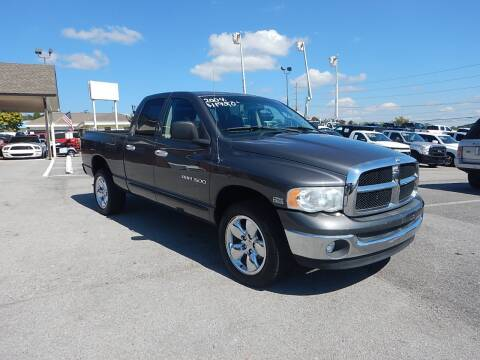 2004 Dodge Ram Pickup 1500 for sale at C & C MOTORS in Chattanooga TN