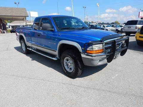1998 Dodge Dakota for sale at C & C MOTORS in Chattanooga TN