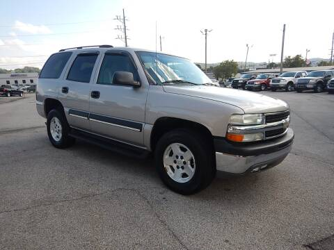 2004 Chevrolet Tahoe for sale at C & C MOTORS in Chattanooga TN