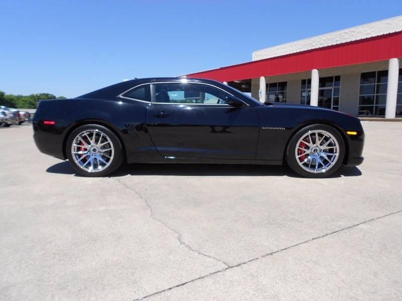 2010 Chevrolet Camaro for sale at C & C MOTORS in Chattanooga TN