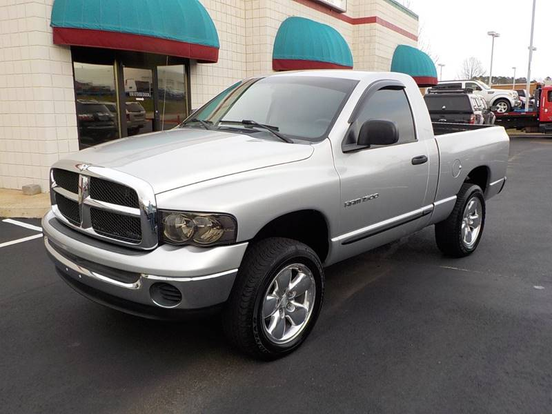 2005 Dodge Ram Pickup 1500 for sale at C & C MOTORS in Chattanooga TN