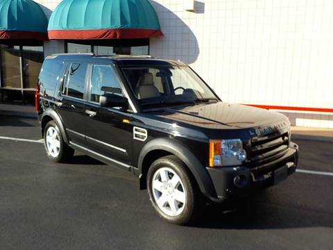 2008 Land Rover LR3 for sale at C & C MOTORS in Chattanooga TN
