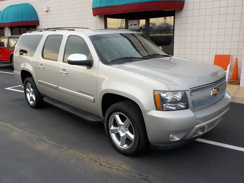 2009 Chevrolet Suburban for sale at C & C MOTORS in Chattanooga TN