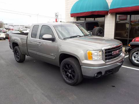 2008 GMC Sierra 1500 for sale at C & C MOTORS in Chattanooga TN