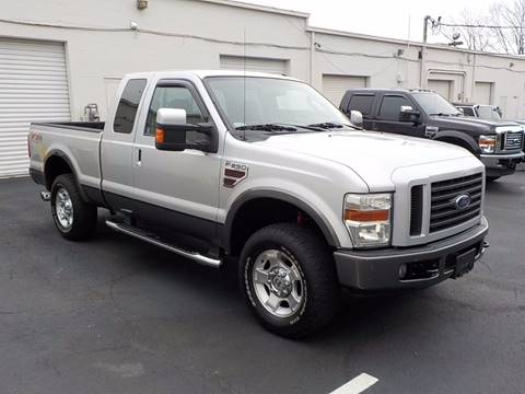 2008 Ford F-250 Super Duty for sale at C & C MOTORS in Chattanooga TN