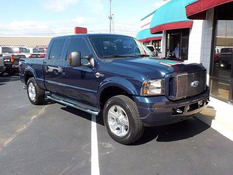 2005 Ford F-250 Super Duty for sale at C & C MOTORS in Chattanooga TN