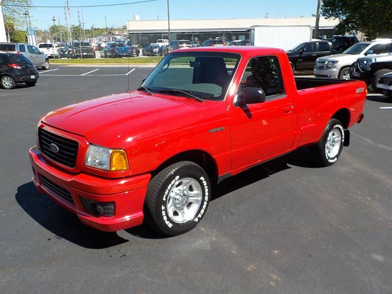 2005 Ford Ranger for sale at C & C MOTORS in Chattanooga TN