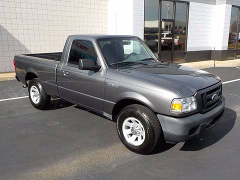 2008 Ford Ranger for sale at C & C MOTORS in Chattanooga TN