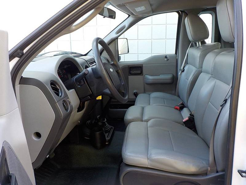 2007 Ford F-150 for sale at C & C MOTORS in Chattanooga TN