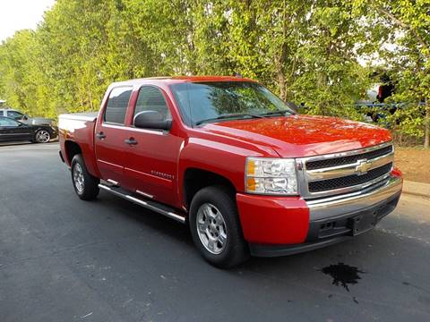 2008 Chevrolet Silverado 1500 for sale at C & C MOTORS in Chattanooga TN