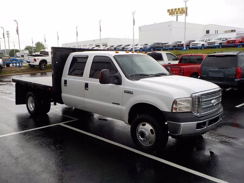 2007 Ford F-350 Super Duty for sale at C & C MOTORS in Chattanooga TN