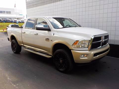 2012 RAM Ram Pickup 2500 for sale at C & C MOTORS in Chattanooga TN