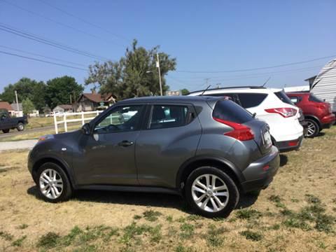 2013 Nissan JUKE for sale in Ottumwa, IA