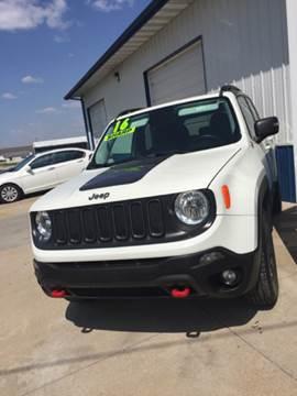 2016 Jeep Renegade for sale in Ottumwa, IA