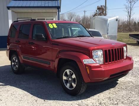 2008 Jeep Liberty for sale in Ottumwa, IA