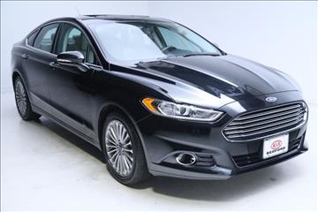 2016 Ford Fusion for sale in Bedford, OH