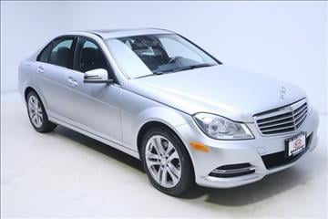 2014 Mercedes-Benz C-Class for sale in Bedford, OH