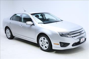 2010 Ford Fusion for sale in Bedford, OH