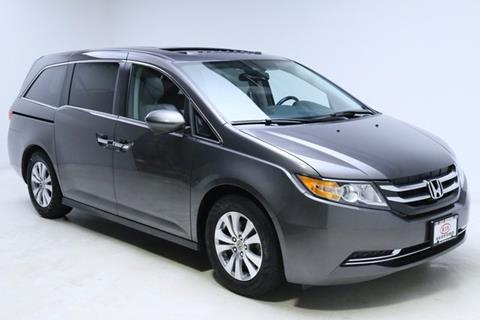2015 Honda Odyssey for sale in Bedford, OH