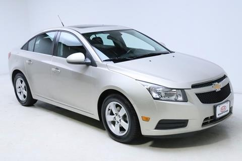 2014 Chevrolet Cruze for sale in Bedford, OH