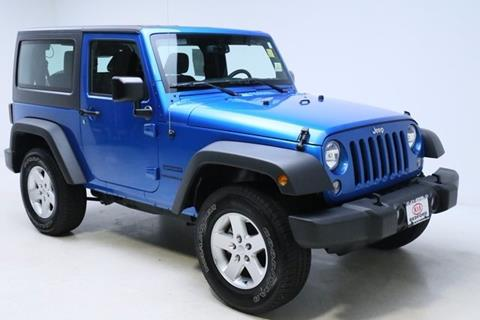 2016 Jeep Wrangler for sale in Bedford, OH