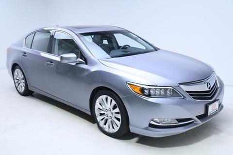 2014 Acura RLX for sale in Bedford, OH