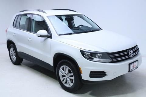 2016 Volkswagen Tiguan for sale in Bedford, OH