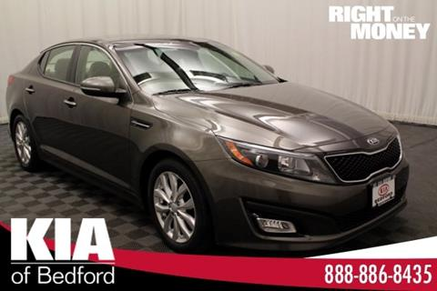 2014 Kia Optima for sale in Bedford, OH