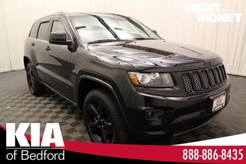 2015 Jeep Grand Cherokee for sale in Bedford, OH